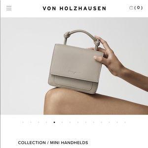 von Holzhausen the Mini Handheld